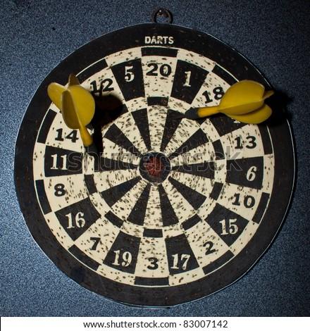Darts key to test memory accuracy