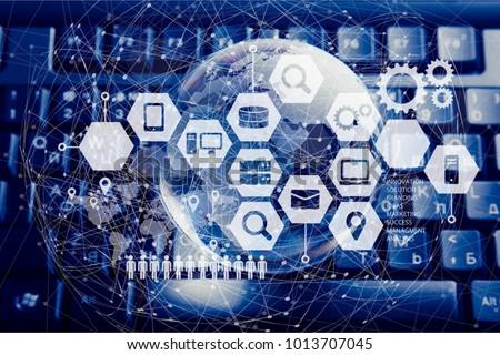 Data Management Platform  concept #1013707045