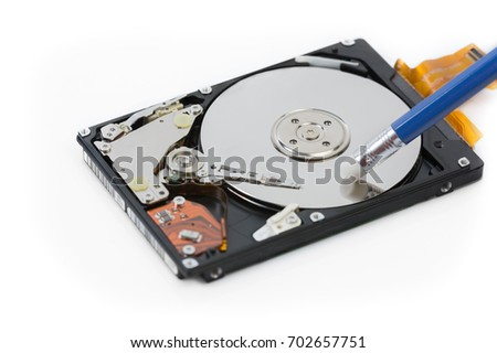 Data Retention, Data Erase