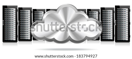 Data Storage System in the Cloud - Raster Version