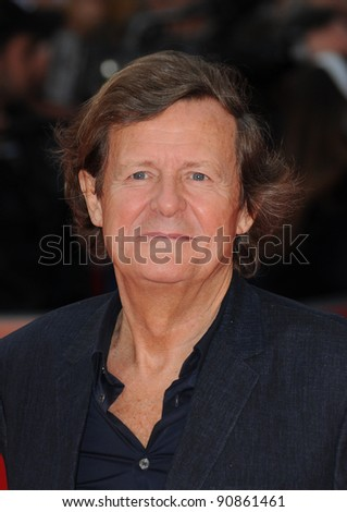 """David Hare attends the premiere of """"Page Eight"""" during the 6th International Rome Film Festival. November 1, 2011, Rome, Italy Picture: Catchlight Media / Featureflash - stock photo"""