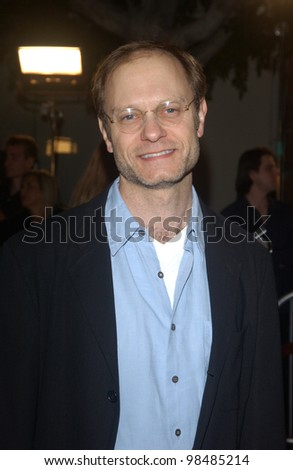 DAVID HYDE PIERCE at the USA premiere of The Lord of the Rings: The Return of the King, in Los Angeles. December 3, 2003  Paul Smith / Featureflash