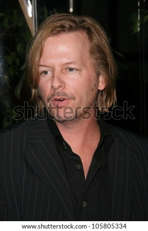 David Spade at the Birthday Party for Elton John. Hamburger Hamlet, West Hollywood, CA. 03-27-09