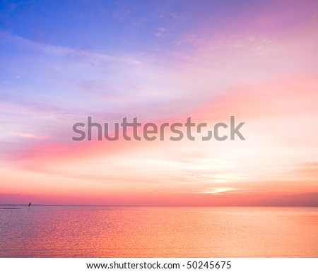 Dawn - stock photo