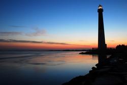 Dawn on Barnegat Lighthouse