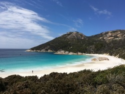 Day at the beach - Little Beach Albany WA Australia
