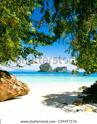 Day Dream Peaceful Paradise