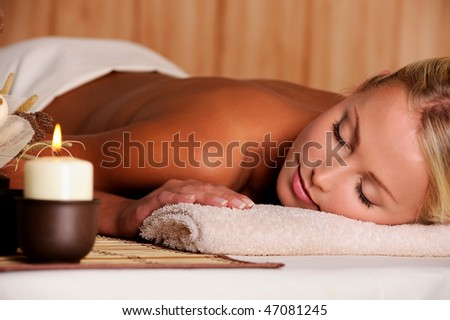 Dayspa for young beauty fresh female