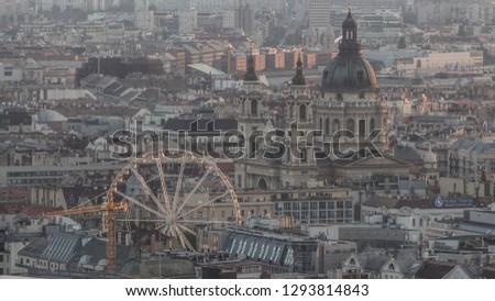 Daytime in Budapest Stock fotó ©