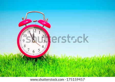 daytime time for better weather #175159457