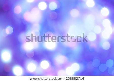 De focused light - soft focus