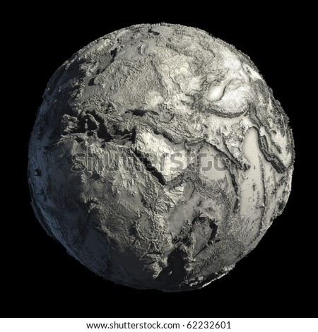Earth without Water Map http://www.shutterstock.com/pic-62232601/stock-photo-dead-planet-earth-without-water-the-global-ecological-catastrophe-a-fantastic-assumption-of-the.html