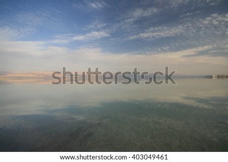 Dead Sea, Israel #403049461