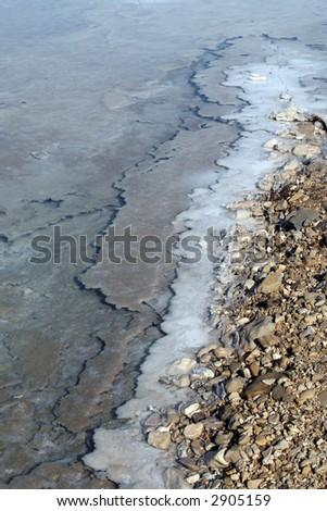 Dead Sea Shore Line