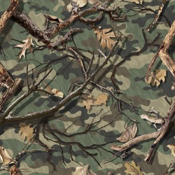 DEADWOOD CLASSIC FALL CAMO SEAMLESS