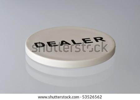 Dealer - stock photo