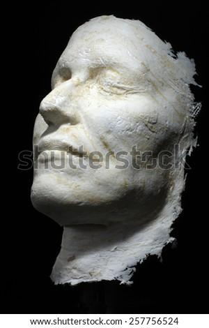 death mask women