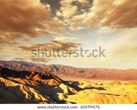 Death valley #60599476