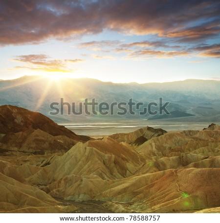 Death valley,California #78588757
