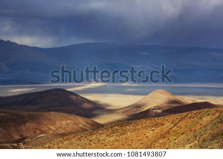 Death valley National Park, California #1081493807