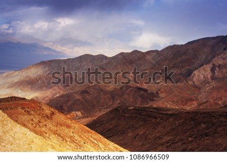 Death valley National Park, California #1086966509
