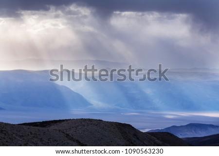 Death valley National Park, California #1090563230