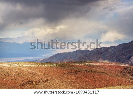 Death valley National Park, California #1093451117