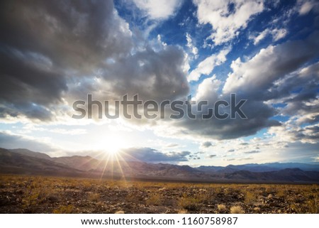 Death valley National Park, California #1160758987