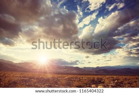 Death valley National Park, California #1165404322