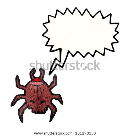 death watch beetle cartoon