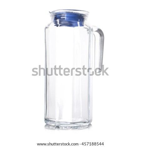 decanter isolated #457188544