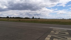 decommissioned airport in Berlin City