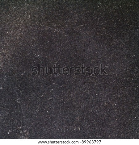 Decoration black slate stone texture