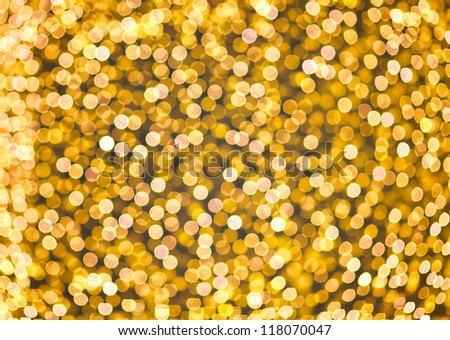 Decoration from Beautiful Christmas Colorful Garlands