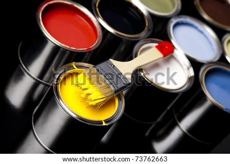 Decoration game - stock photo