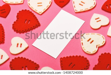 Decoration heart background. Love symbol valentines. Valentines day advertisement. Lovely background. Texture hearts close up. Romantic message valentines day. Valentines holiday celebration. #1408724000