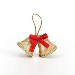 Decorative bells for Christmas and New Year