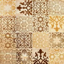 Decorative brown sand stone tile background