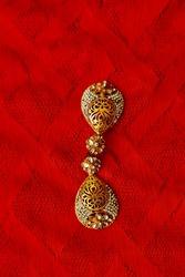 decorative golden ornaments in fashion