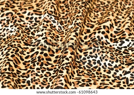 decorative leopard skin textured background