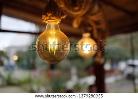 decorative lightbulb, decorative lightbulb design, interior lamp decoration ideas