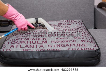 Free Photos Decorative Pillows Chemical Cleaning With Professionally Adorable Cleaning Decorative Pillows