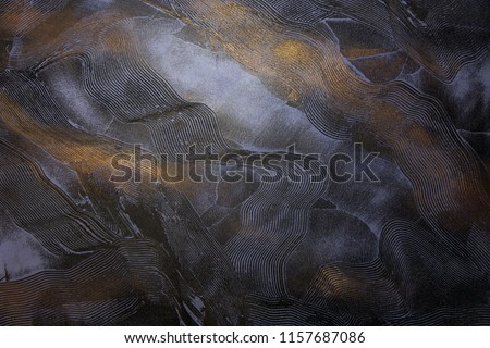 decorative plaster background texture #1157687086