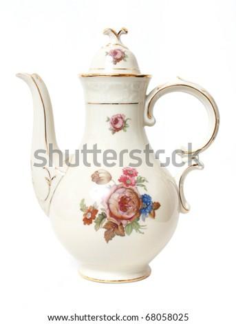 decorative tea pot