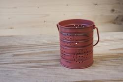 Decorative Tin Can Lantern
