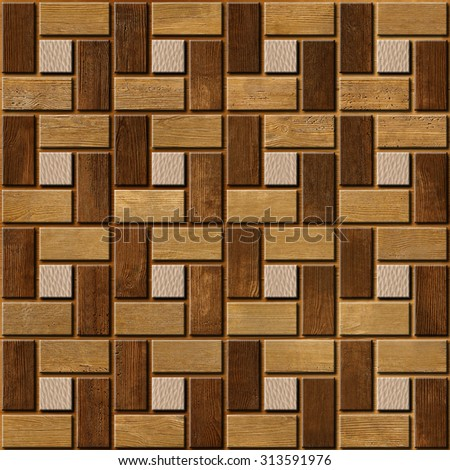- Interior wall panel pattern - seamless background - Wood texture ...