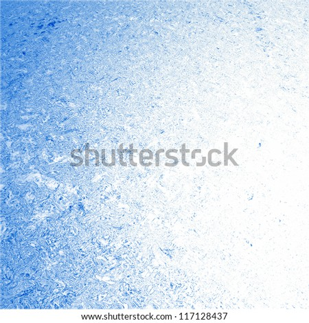 deep blue ice water background for adv or others purpose