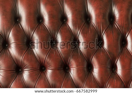 Deep brown leather luxury sofa background #667582999