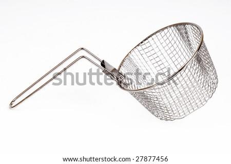 deep fat fryers - stock photo