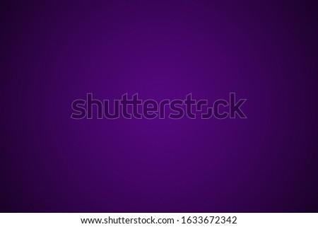 Deep purple gradient background.Purple background.Purple gradient abstract.